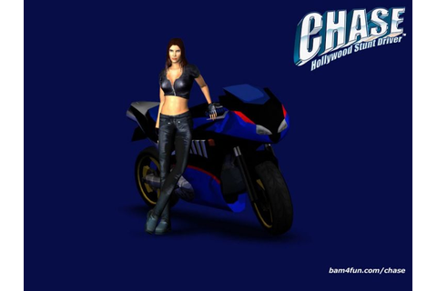 Wallpapers Video Games > Wallpapers Chase Hollywood Stunt ...