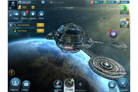 Star Trek: Fleet Command - Apps To Play