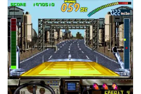 Super Chase - Criminal Termination (Arcade) - YouTube