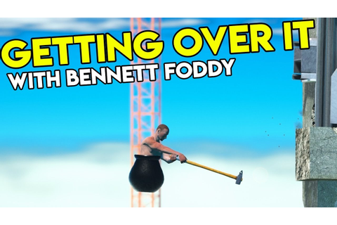 THE HIGHSCHOOL TECHNIQUE | Getting Over It With Bennett ...