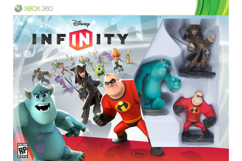 Disney Infinity Starter Pack Xbox 360 game