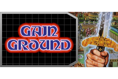 Gain Ground™ on Steam - PC Game | HRK Game