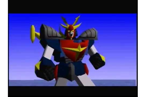 Super Robot Spirits - Daitarn 3 vs Voltes V (N64) - YouTube