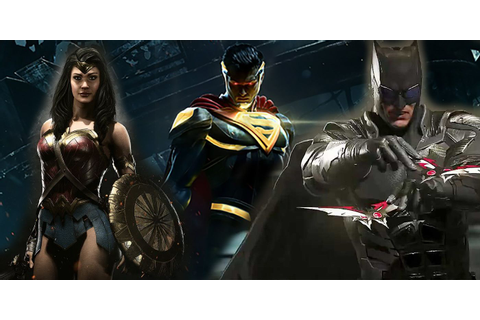 Justice League Video Game Rumored To Be In Development At ...