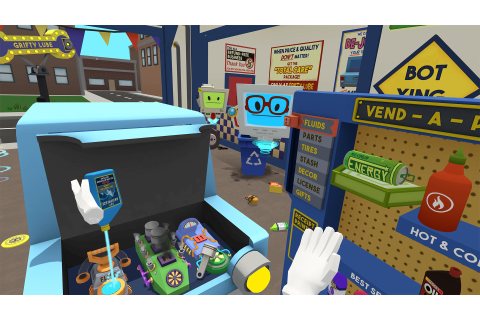 Job Simulator on PS4 | Official PlayStation™Store US