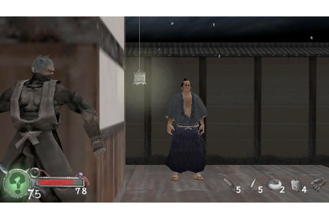 Tenchu: Time of the Assassins | Articles | Pocket Gamer