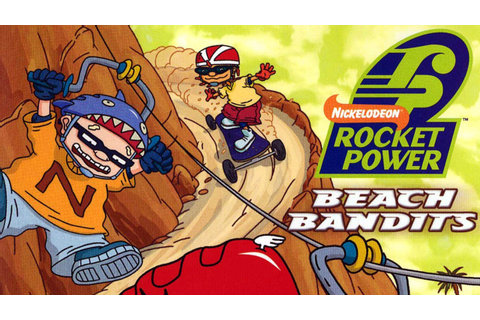CGR Undertow - ROCKET POWER: BEACH BANDITS review for ...