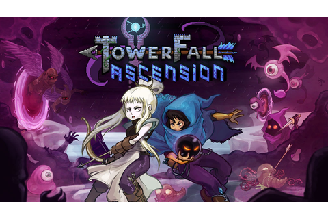 [PC - Mac - Linux - PS4 - Ouya] Towerfall Ascension ...