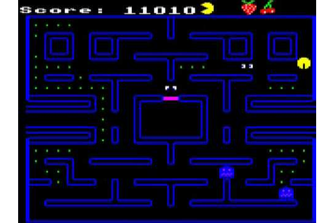 BBC Micro game Snapper - YouTube