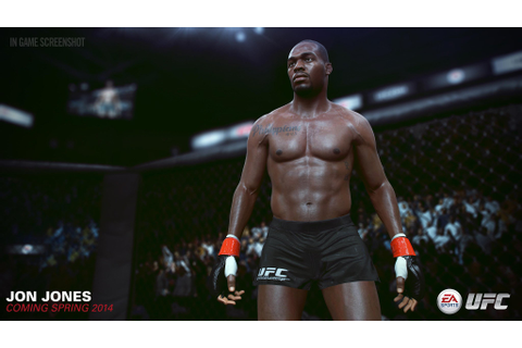 EA Sports UFC Unveils Incredible Drool-Worthy PS4 Screenshots