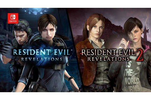 Resident Evil Revelations 1 & 2 Switch Review