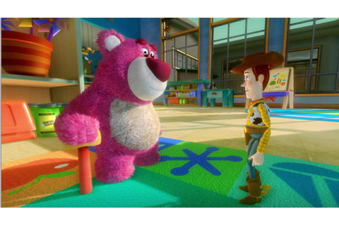 Lots-o'-Huggin' Bear - Toy Story 3 Video Game Wiki