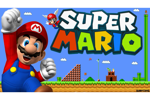 Super Mario Cartoon Game Episodes For Children | Mario ...