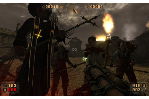 Download Painkiller Overdose Full PC Game