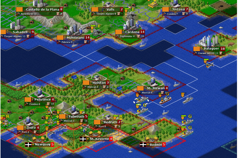 Freeciv 2.5.11 | Strategy Games | FileEagle.com