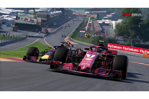 F1 2018 Online Multiplayer Licence Explained ...