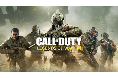 Call of Duty: Legends of War's soft launch brings ...
