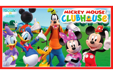 Mickey Mouse Clubhouse: Full Game Episodes - Disney Junior ...