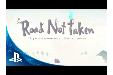 Road Not Taken Game | PS4 - PlayStation