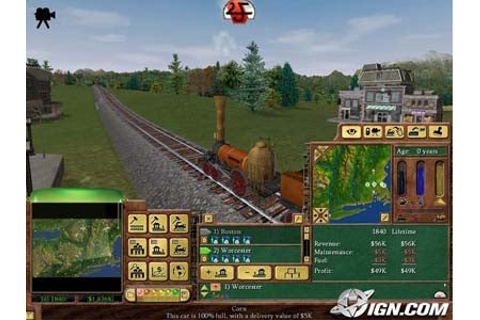 Railroad Tycoon 3 Full - Game Center Blog