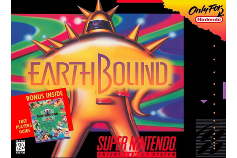 Earthbound ROM - Super Nintendo (SNES) | Emulator.Games
