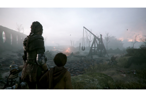 A Plague Tale: Innocence Game | PS4 - PlayStation