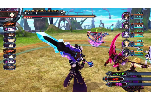 Buy Fairy Fencer F Advent Dark Force PS4 - compare prices