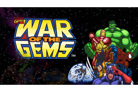MSH War of the Gems Style - War Machine Theme (MvC) - YouTube