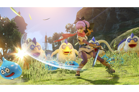 DRAGON QUEST HEROES II | PC Game Key | KeenGamer