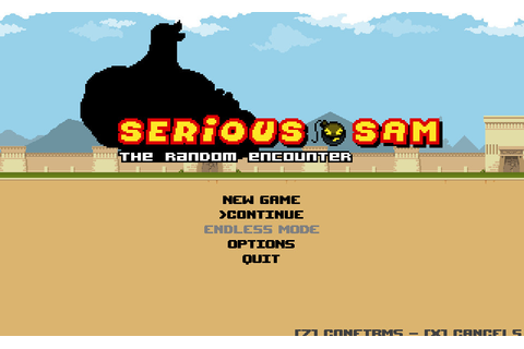 Serious Sam The Random Encounter Full Crack - Download ...