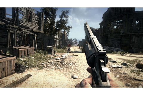 Free Download PC Games and Software: Call Of Juarez The ...