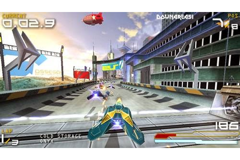 Wipeout Pure (PSP) - Download Game PS1 PSP Roms Isos ...