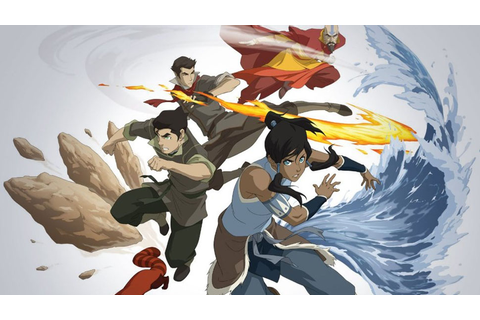 The Legend of Korra is Getting a Tabletop Game This Year ...