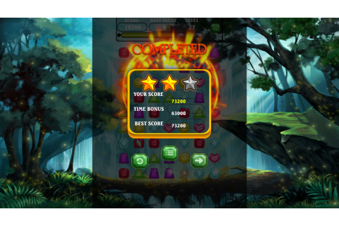 Jewels of the Mysterious Woodland on Steam