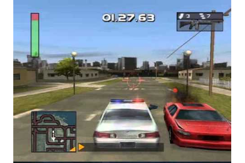 World's Scariest Police Chases - Clássico do PS1 - YouTube