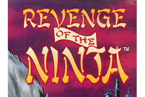 Revenge of the Ninja Review for Sega CD (1993) - Defunct Games