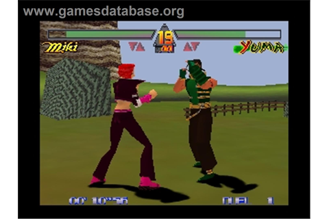 G.A.S.P!! Fighter's NEXTream - Nintendo N64 - Games Database