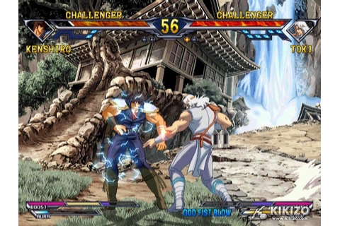 Kikizo | News: Fist of the North Star Arcade Videos