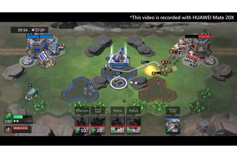 Command & Conquer: Rivals Gameplay - Strategy Mobile Game ...