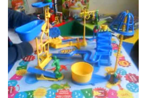 Mouse Trap : The Game (Try 1) - YouTube