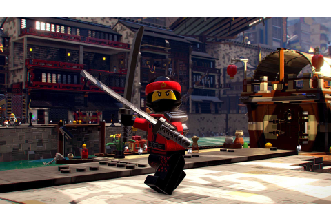 The LEGO NINJAGO Movie Video Game (PS4 / PlayStation 4 ...