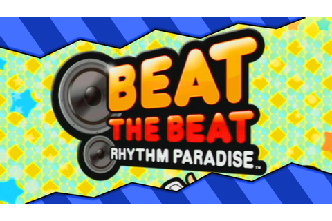 Beat the Beat: Rhythm Paradise - 2P Endless games one off ...