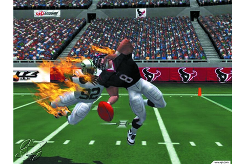 NFL Blitz 2003 Screenshots, Pictures, Wallpapers - Xbox - IGN