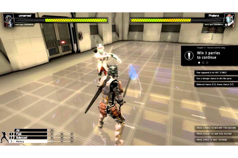 Blade Symphony Gameplay (PC HD) - YouTube