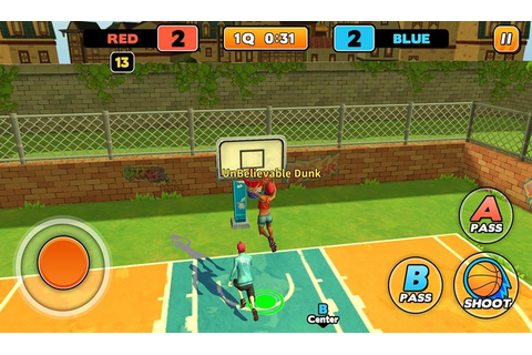 Street Basketball FreeStyle APK Free Sports Android Game ...