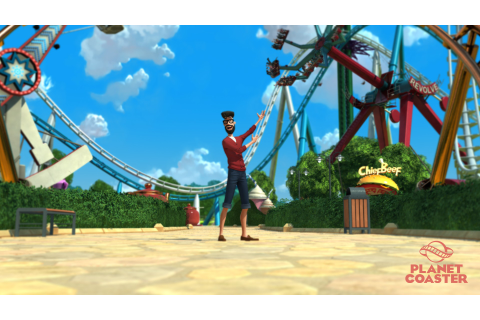 E3 2015 : Planet Coaster - Game-Guide