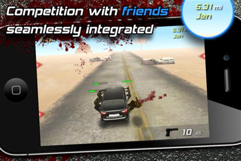 Blog Game: iOS Games Zombie Highway