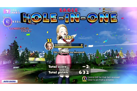 Rent Everybodys Golf for PS4 - Online Video Game Rentals