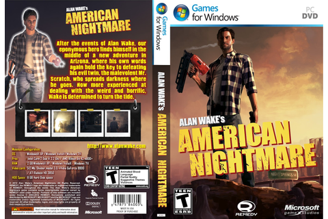 .: ALAN WAKE'S - AMERICAN NIGHTMARE (PC GAME)