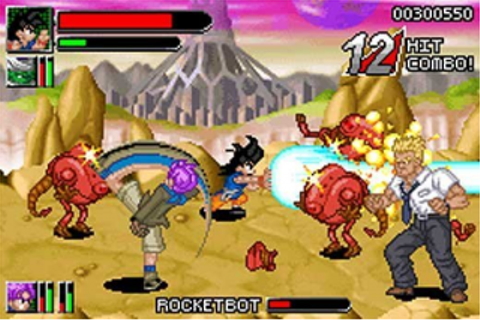 Dragon Ball GT: Transformation (Game Boy Advance ...